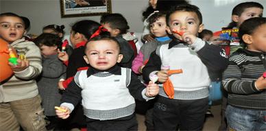دار الأم بالناظور تحتفي بالسنة الهجرية الجديدة بصبحية لفائدة الأطفال