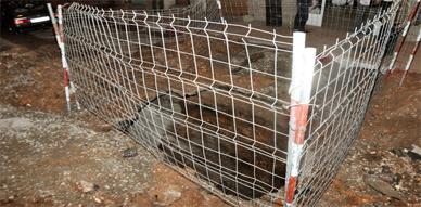 ساكنة الشارع الرئيسي لجعدار يشتكون من تأخر إنهاء عملية إصلاح قنوات الصرف الصحي