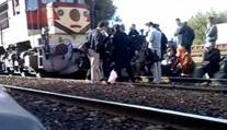 قطار متوجه الى الناظور يخلف هلعا لدى المسافرين