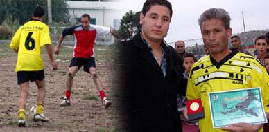 """جمعية """"ثرلي"""" بايت سيدال في عمل رياضي بمناسبة اليوم العالمي للتطوع"""