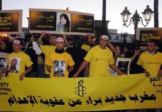 حقوقيون في المغرب يجددون مطالبتهم بإلغاء عقوبة الإعدام