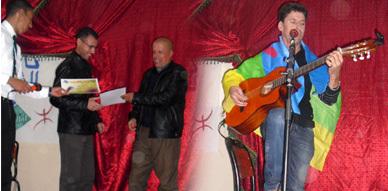 نادي أمزروي للثقافة والرياضة ينظم أمسية شعرية بثانوية الفرابي التأهيلية بأيث سعيد