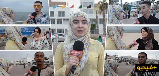 ميكرو شيماء يقارن بين عقلية المغاربة  والاوروبيين