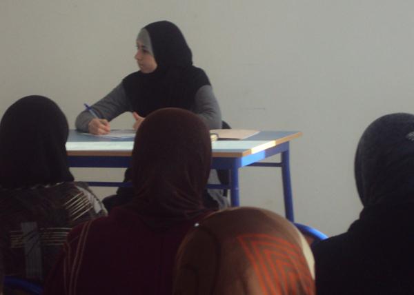 جمعية نساء الريف للأعمال الاجتماعية والتنموية بالعروي في ندوة دينية