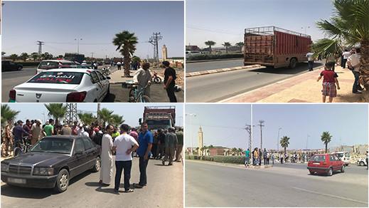 اتهام سائق شاحنة بالقتل العمد دهسا يستنفر شرطة مدينة العروي