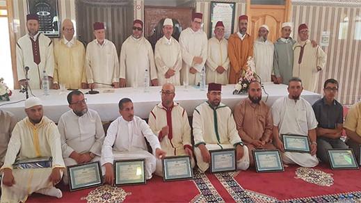 رؤساء المجالس العلمية بالريف يفتتحون مدرسة أنوال لتحفيظ القرآن الكريم وتدريس العلوم الشرعية