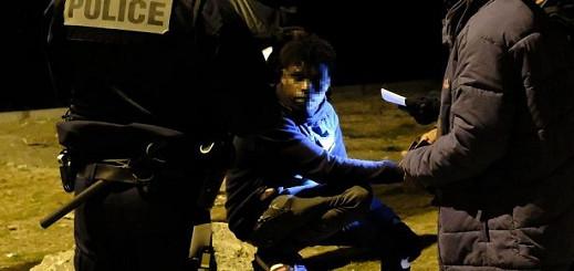 مهاجران حاولا الوصول إلى بلجيكا فوقعا في محطة نووية فرنسية
