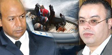 نجيب الزعيمي وعميد أمن الناظور السابق محمد جلماد وجها لوجه بإستئنافية البيضاء حول مستجدات ملف الزعيمي ومن معه