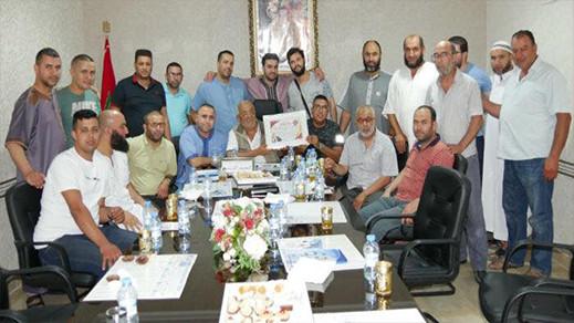مصدرو المنتوجات البحرية ببني أنصار يجددون مكتب جمعيتهم ويكرمون الراحل عبد القادر الشامي