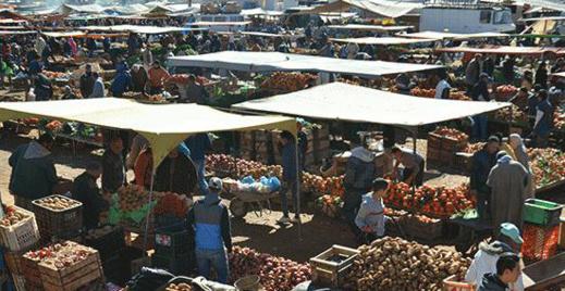 انتشار ظاهرة النشل في السوق الأسبوعي بسلوان يسائل السلطات العمومية