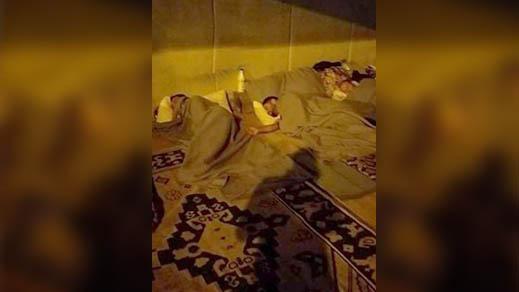 بالصور.. الجمعية المغربية لحقوق الإنسان تكشف الوضع المزري للمهاجرين وطالبي اللجوء بمليلية