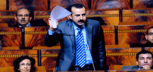 أمغار يخرج عن صمته ويوضح حيثيات استقالته من رئاسة جماعة بوكيدارن والتحاقه بحزب أخنوش
