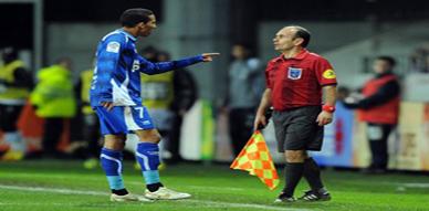 """حكم فرنسي للاعب مغربي: """"انصرف أيها العربي"""""""