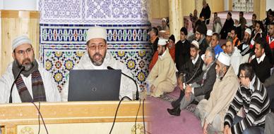 مسجد لعراصي بالناظور يحتضن ندوة حول موضوع داء فقدان المناعة المكتسبة