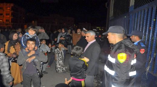 """أمن معبر """"باريتشينو"""" يعتقل 10 سوريين ضمنهم 4 نساء حاولوا التسلل لمليلية المحتلة رفقة ممتهني التهريب"""