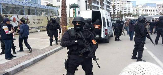 مكتب الخيام يوقف مهاجرا مغربيا نسج علاقات مع ارهابيين وساهم في فرار سجين بفرنسا