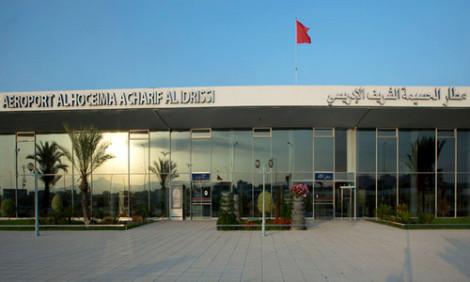 حركة النقل بمطار الشريف الادريسي بالحسيمة تسجل ارتفاعا بـ 28 في المائة خلال الشهر المنصرم