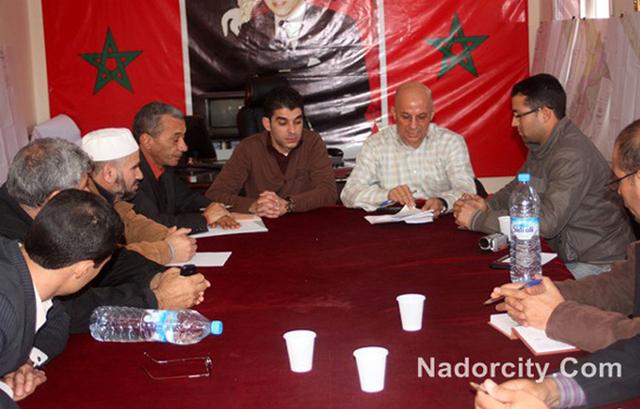 جماعة بوعرك تستضيف لقاء حول اللجنة المحلية للمبادرة الوطنية للتنمية البشرية