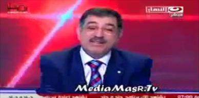 صحفي مصري يبكي على منشأت المغرب