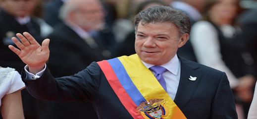مهرجان السينما بالناظور يمنح جائزته الدولية للرئيس الكولومبي السابق خوان مانويل سانتوس