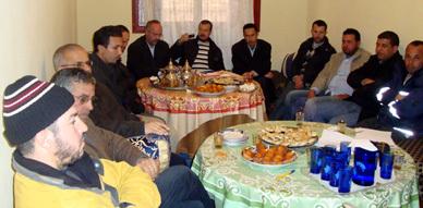حزب العدالة والتنمية يؤسس مكتبا محليا للحزب بقرية أركمان