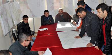 ساكنة جماعة بوعرك تطالب بحلول فورية لتخوفاتها إزاء تصميم التهيئة لوكالة مارشيكا ميد