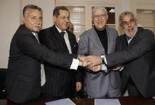 مرسوم قانون في المغرب يعفي 9 وزراء من مناصبهم في الحكومة