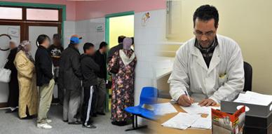 طبيب بقسم المستعجلات بالمستشفى الحسني بالناظور يتعرض لاعتداء من طرف أحد المواطنين