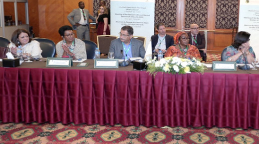 رئيس جماعة الحسيمة يهزم ممثل جنوب افريقيا ويقود المغرب للتنافس على رئاسة أكبر منظمة دولية للجماعات المحلية