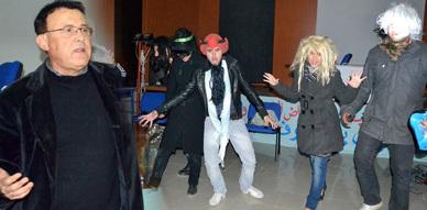 جمعية أمصاواض تحتفي بالإبداع خلال ورشة المسرح المؤطرة من طرف المخرج المسرحي فخر الدين العمراني