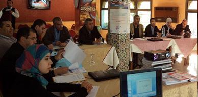 جمعية ثسغناس للثقافة والتنمية تواصل دوراتها التكوينية حول الميزانية المستجيبة للنوع الاجتماعي