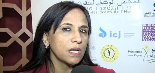 بوعياش تؤكد من جديد: معتقلو حراك الريف لا تتوفر فيهم شروط الاعتقال السياسي