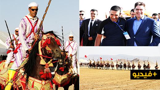 """الدريوش: افتتاح الدورة 2 من مهرجان مغاربة العالم بـ""""عين عمرو"""" بحضور فعاليات من مختلف الدول"""