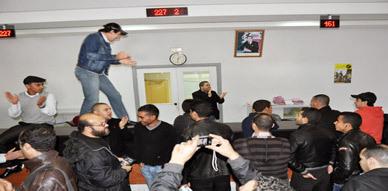 المدير الإقليمي لوزارة النقل والتجهيز بالناظور يدخل على خط إحتجاج الصحفيين ضد تصرفات رئيس المصلحة الطرقية