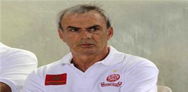 استقالة المدرب السويسري دوكاستل من تدريب الوداد البيضاوي