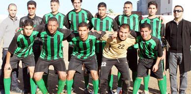 فريق الإتحاد الناظوري لكرة القدم يتعادل أمام حسنية جرسيف والإدارة الجديدة للفريق تسعى إلى تطوير أدائه