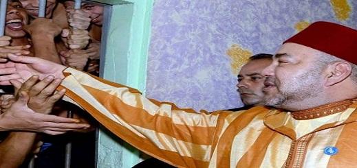 الملك يعفو على 350 سجينا بمناسبة عيد الأضحى المبارك