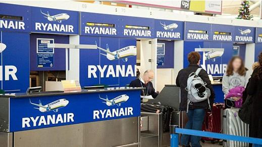 شركة ريان اير للطيران تعلن نيتها إغلاق مكاتبها في 3 دول أوروبية بسبب النتائج المالية السيئة