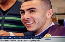 أسامة السعيدي على الجزيرة الرياضية الإخبارية