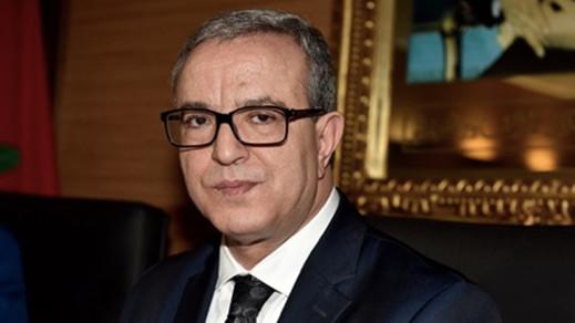 وزير العدل محمد أوجار رئيسا شرفيا لمهرجان السينما بالناظور في دورته الثامنة