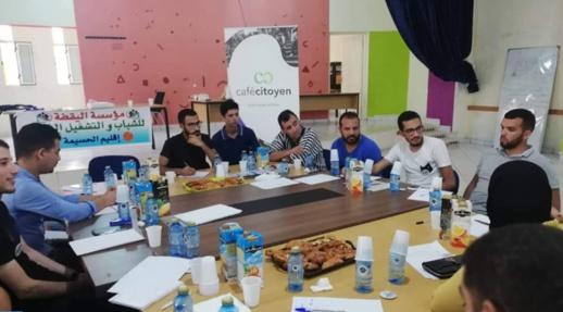 شباب بالحسيمة يقاربون موضوع النهوض بقطاع التعليم