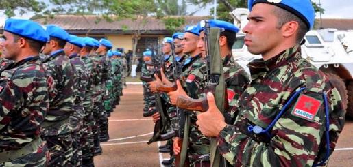 وحدة عسكرية بالحسيمة لنقل الشباب المجندين الى  مراكز التكوين