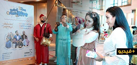 """عارضون من مختلف مدن المغرب يؤثثون أروقة معرض """"البيع الخاص أوريونطال للموضة والتسوق"""" بالناظور"""