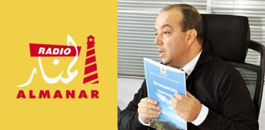 سعيد زارو على أمواج إذاعة المنار البلجيكية الثلاثاء المقبل