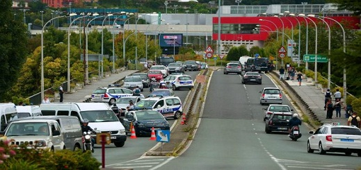 """قنصلية المغرب بأمستردام تدعو أفراد الجالية لتجنب المرور عبر """"الباسك"""" الإسباني"""