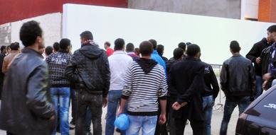 اعتقال لص بعد محاولة سرقة فاشلة بسوق أولاد ميمون بالناظور