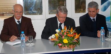 سفير المملكة الهولندية بالمغرب يشرف على إفتتاح مركز ترانسبرانسي للدعم القانوني ضد الرشوة بالناظور
