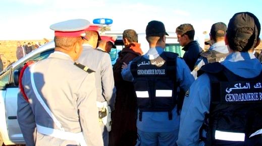 اعتقال أحد المتورطين في عملية إطلاق النار بين بارونات مخدرات ضواحي الناظور