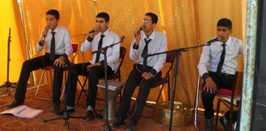 """ساكنة دوار """"راس مطواع"""" بجماعة بني سيدال الجبل يحتفلون بحلول السنة الأمازيغية الجديدة 2962"""