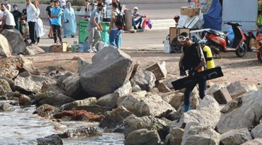 الناظور.. مياه مارشيكا تلفظ جثة شاب قضى نحبه غرقا